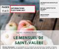 Mensuel de Saint-Valère